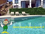 zwembaddecoratie