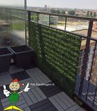 balkonscherm van kunsthaag