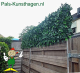 tuinscherm of schutting verhogen